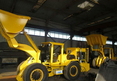 RL-1 Load Haul Dump Underground Mining Trucks with Diesel Engine for Tunnel