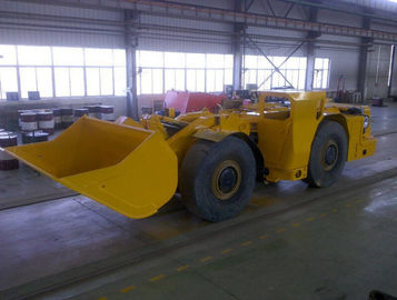 2CBM Underground Equipment RL-2 Load Haul Dump Machine 4000kg Tramming Capacity