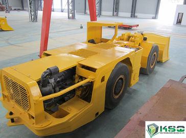 Yellow RL-3 Load Haul Dump Machine Tunnel Excavation Equipment