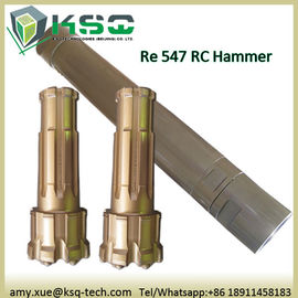 "5"" RE547 Reverse Circulation Drilling Hammer Down The Hole Drilling Tools"