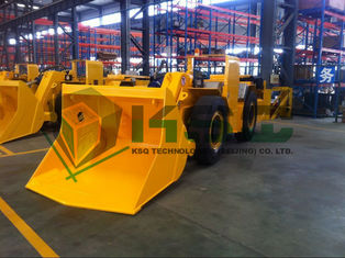 2m³ Load Haul Dump Machine 4000kg Tramming Capacity Underground Equipment