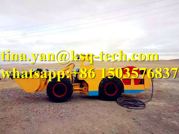 RL-3 Load Haul Dump Truck Used For Tunneling and Coal Mining Underground