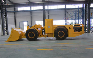 RL-2 Load Haul Dump Machine For Rock Excavation and Tunneling , coal mining equipment