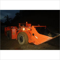 RL-1 Load Haul Dump Truck Used For Railway Tunneling Underground