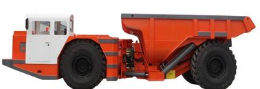 RT-5 Underground Dump Truck For Quarrying Tunneling Construction , One Year Warrenty