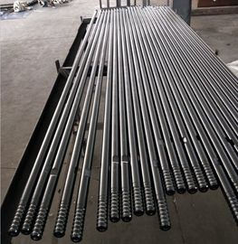 T38 T45 T51 Drill Extension Rod For Mining Quarring Tunneling Blasting Drilling