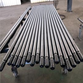 Mining Quarry Extension Rock Drill Steel Rod With T51 Male - Male Thread
