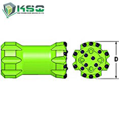 China Spherical Retractable Drill Bit supplier