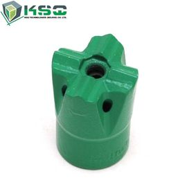 R32 41mm Mining Drill Bits 2 Inch Drilling Bit With Steel Inserts