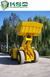 China Tunneling Load Haul Dump Machine supplier