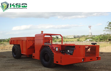 China Hydraulic Low Profile Dump Truck supplier