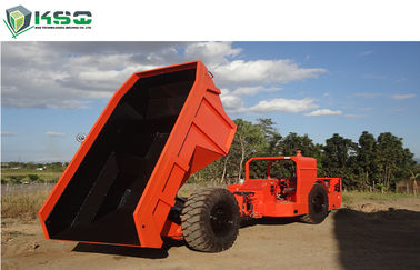 China Underground Mining Low Profile Dump Truck supplier