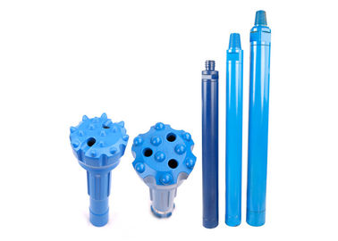 High Air Pressure Drilling DTH Hammers And Button Bits For Water Well Deep Hole