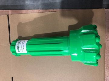 Lightweight High Precision Dth Hammer Bits 64mm 70mm 76mm Green Color