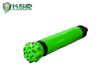 High Efficiency Low Pressure Alloy Steel Down The Hole DTH Hammers For Water Well Drilling