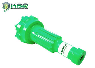 3 Inch Air Pressure Mining Drill Bits Down The Hole DTH Hammer Bits Green Color