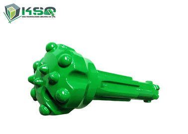 SD4 Shank DTH Drill Bits with Spherical Flat Face and Ballistic Convex Face
