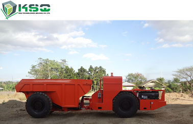 10 Ton Hydraulic Low Profile Dump Truck For Hydropower Tunneling