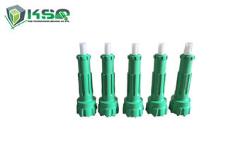 High Pressure DTH Drill Bits 64mm 70mm 76mm DHD340 Green Color For DTH Hammer