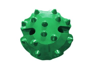 R38 Flat Face Button Drill Bit For Hard Rock Drilling And Hole Blasting