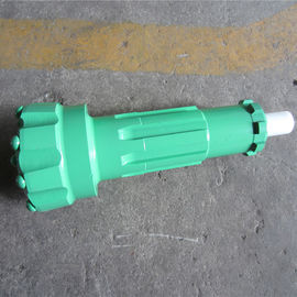 2 Hole Quarry Benching DTH Rock Drilling Tools 130 - 133mm