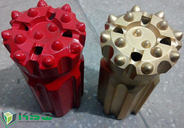 Drop Center Ballistic Retrac Button Bit for Rock Drilling Tools