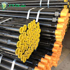 50mm 60mm OD High Steel DTH Drill Pipes / Steel DTH Drilling Tools for Rock