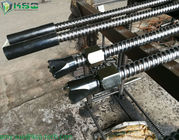 China R38 Mining Self Drilling Anchors / Hollow Injection Bar For Narrow Workplace factory