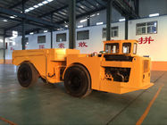 China Easy Operation Low Profile Dump Truck 15 Tons For Underground Mining Project company