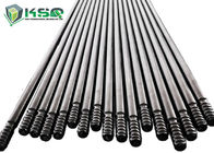 Rock Drilling Tools T38 Thread Ground Drill Rod For Water Well Drilling Quarring Tunneling