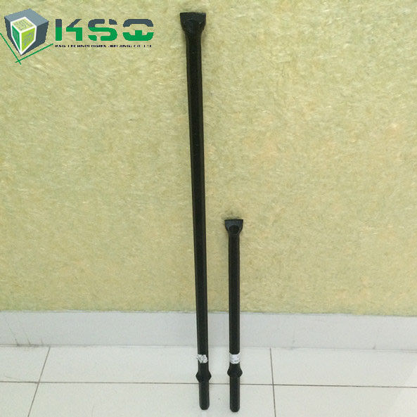 H22 Steel Integral Drill Rod 23mm - 41mm for Small Hole Drilling