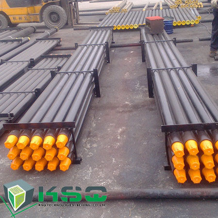 89mm 102mm DTH Drilling Tools Pipe 5 Meter Long for ROC L6 Drill Rig