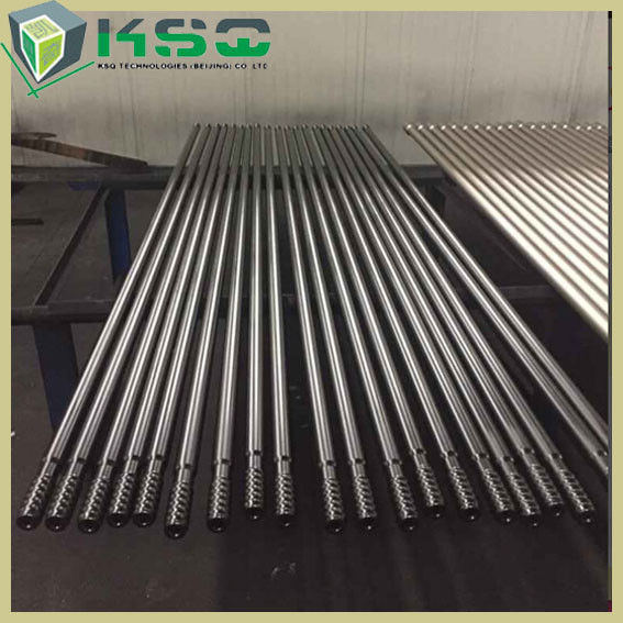 R25 R32 R38 T38 T45 T51 Thread Drill Rod For Mining Machinery