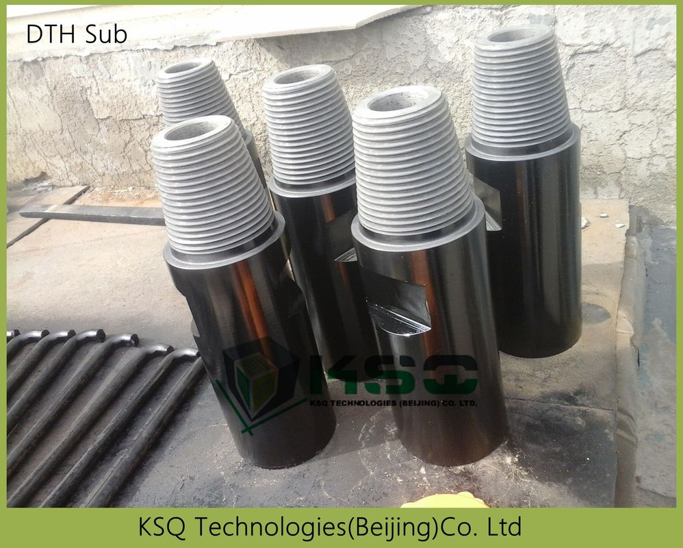 Alloy Steel Material Dth Drilling Tools High Strength Length 140mm - 225mm
