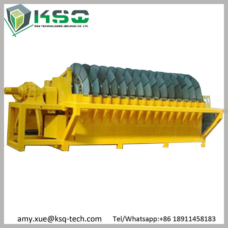 Vacuum Ceramic Filter for Separate Mine Slurry , Filtration Equipment