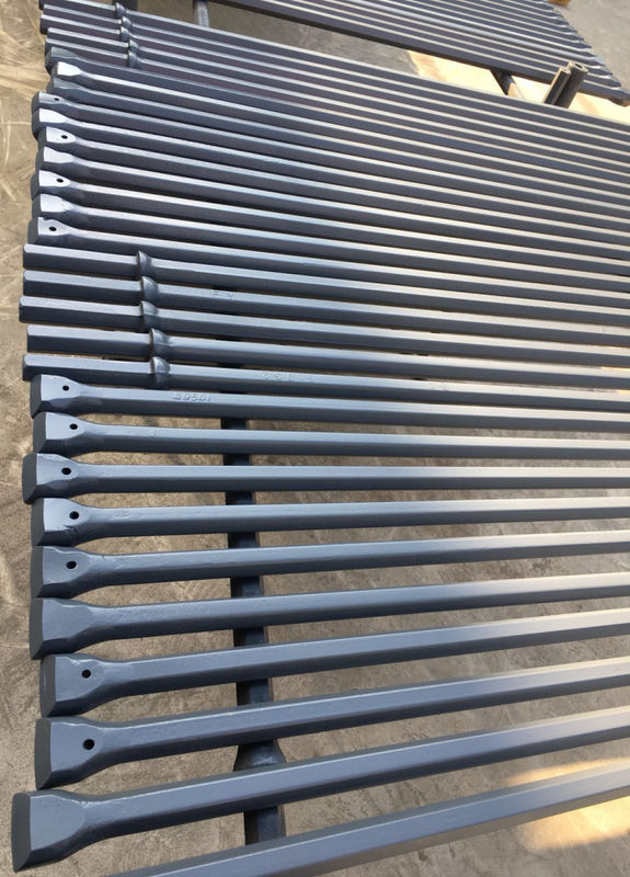 Plug Hole Integral Drill Steel With Shank 19 X 108mm Long Service Life