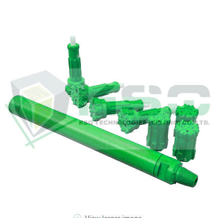 4 Inch High Air Pressure DTH Hammers / Down The Hole 1097mm QL40 For Water Well