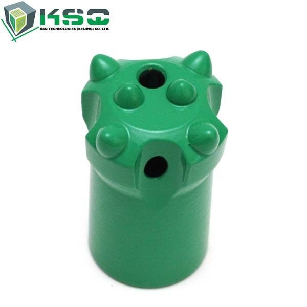 High Speed R38 Button Drill Bit high Strength Alloy Steel Drilling Bit