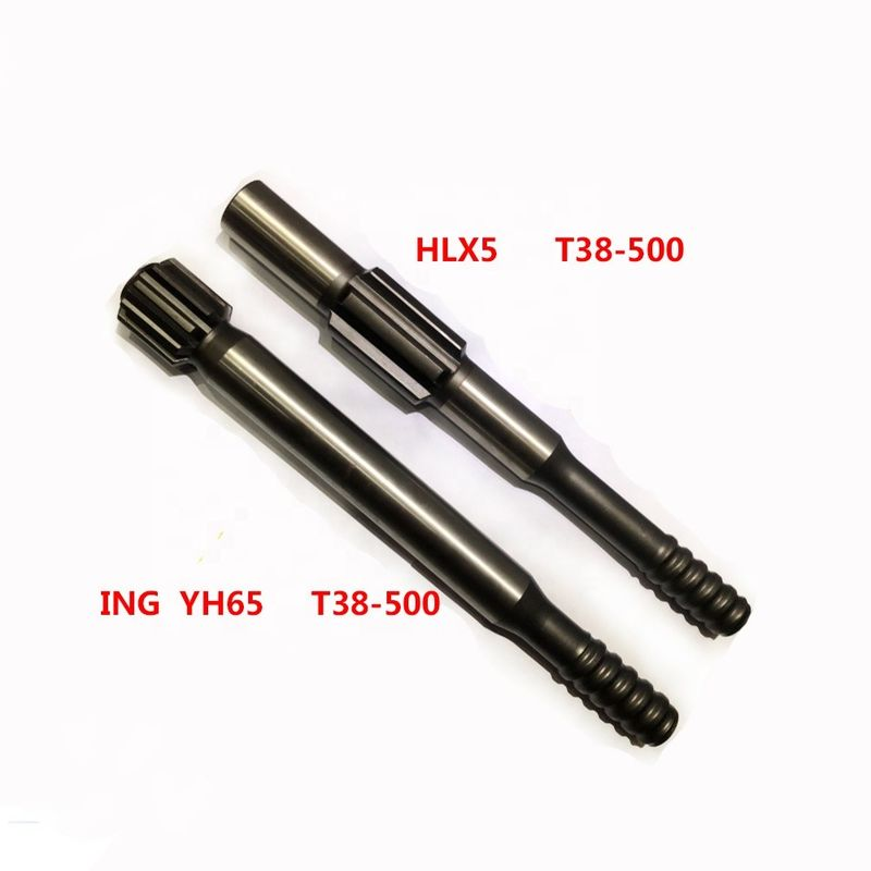 Forging Type Hammer Drill Bit Adapter T38 T45 T51 R32 R38 Thread For Rock Drill