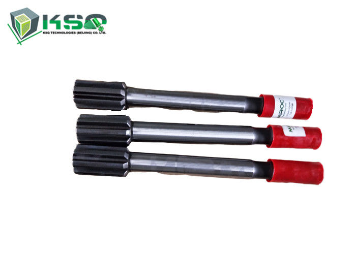 T38 485mm Drill Shank Adapter Striking Bars Connect Drill Rod with Rock Drills