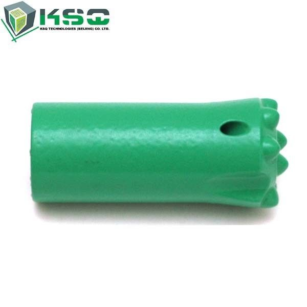 CNC T45 Mining Button Drill Bit For Hard Abrasive Rock Dia70-89mm