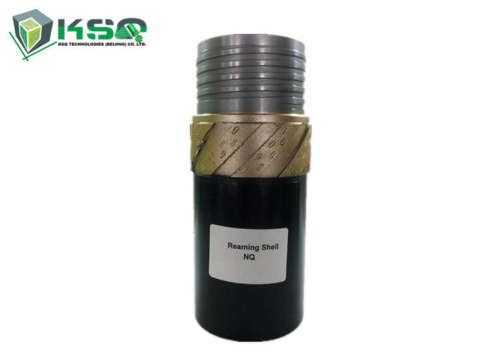 Connection Diamond Core Drill Bit For Double Tube Wire Line Core Barrel System