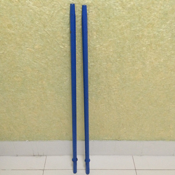 High Strength Rock Drill Steel Rod Durable for Quarrying / Mining