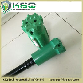 China T38 Thread Drifting Bench Retractable Drill Bit Atlas Copco ISO9001 factory