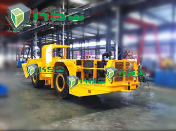 China DEUTZ BF6L914C Engine Load Haul Dump Machine , underground lhd mining equipment KSQ RL -3 factory
