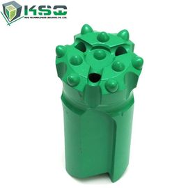 Tungsten carbide 76mm Retractable Drill Bit , drill rock bit drop center type