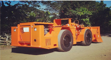 China New Design 2 Cubic Meter Load Haul Dump Machine  LHD Loader with CE  RL-2 Wheel Loader for Underground Project factory