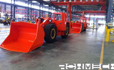 China Underground mining Load Haul Dump Machine LHD Loader with CE  RL-3 Wheel Loader for Underground Project factory