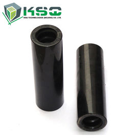 Thread R38 T38 T45 T51 Coupling Sleeves for Bench Drilling , High Wear Resistance
