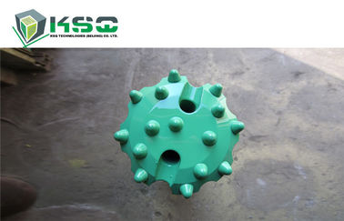China Tungsten Carbide Button Drill Bit ST58 4 Inch / 3.5 Inch Hardened Steel Drill Bits factory